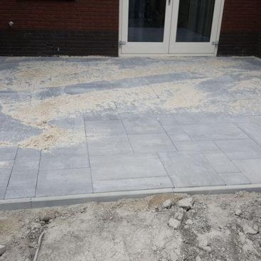 Bestrating Nieuwbouw St. Jansteen 740x740